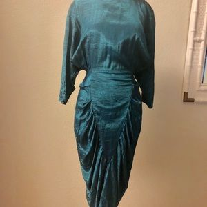 Vintage All that Jazz, wiggle dress